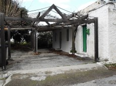 Plot and old house for sale in Pili, Kos.
