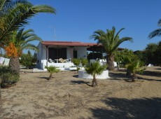 Detached house with land for sale in Antimahia, Kos.