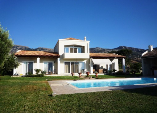 Villa with pool for sale in Amaniou, Kos.