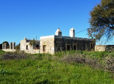 Old stone house for sale in Plati Kyparissi, Kos.