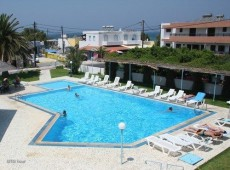 Hotel for sale in Marmari, Kos.