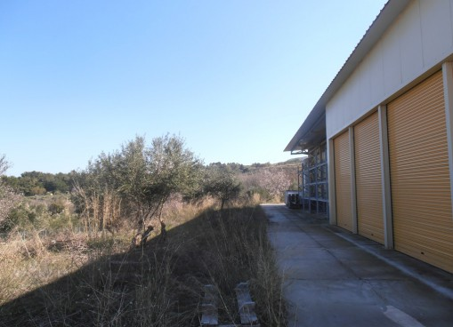 Industrial building for sale in Messaria Kos.