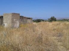 Plot with warehouses for sale in Tigaki, Kos.