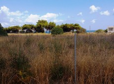 Land of land for sale in Plati Kyparissi, Kos.