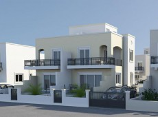 Newly built maisonettes for sale in Mastichari, Kos.
