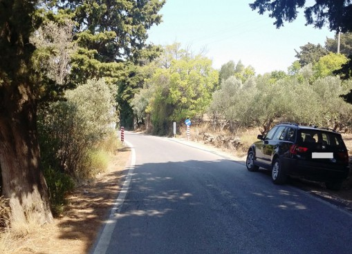 Land for sale in the area of Asfendiou, Kos.