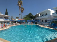 Apartments and studios for sale in Paradisi, Kos.