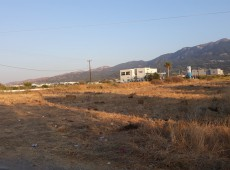 Land for sale in Tigaki, Kos from reduced price from 110,000 € to 90,000 €.