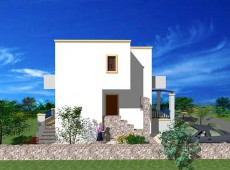 2 Apartments and 1 Maisonette for Sale in Mastichari